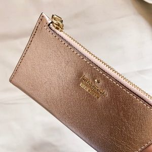 Kate Spade New York Sylvia Slim Bifold Wallet
